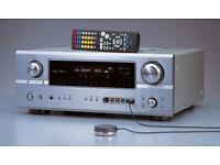 Denon AVR-1905 Dolby 7.1 Channel Surround Sound Integrated Amplifier 24bit DAC 2