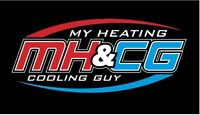 Furnace & Air Conditioning Specials!