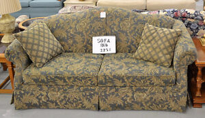 COUCHES & SOFA-BEDS