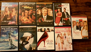 Various dvds - make an offer