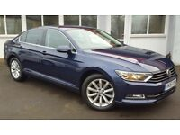 Volkswagen Passat 2.0 TDI SE BUSINESS DSG 150PS (blue) 2015