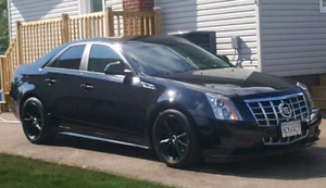 2013 Cadillac CTS - showroom condition