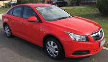 2009 Holden Cruze with Long REGO & Complete Service Kings Park Brimbank Area Preview
