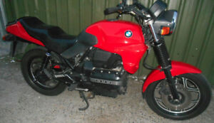 Wanted: BMW K75