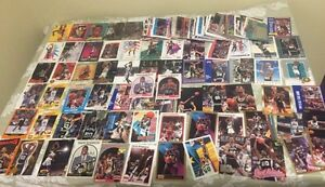 Over 200 David Robinson Basketball Cards + Extra Rookie Cards