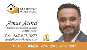 Need a Mortgage? Call ☎: 647 627 0277