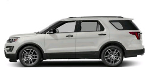 2016 Ford Explorer Sport LOW KMS