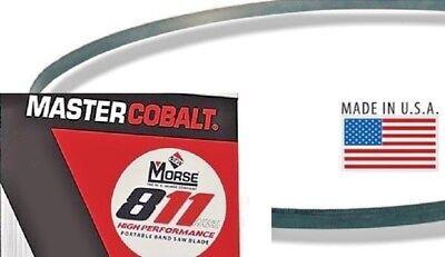 Mk Morse Zwep32811mc 32-78 In. 811 Tpi Bi-metal Portable Band Saw Blade 3pk