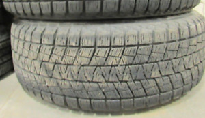 Bridgestone Blizzak DM-V1 Tires 19 INCH-P235/55R19=99% THESE ARE