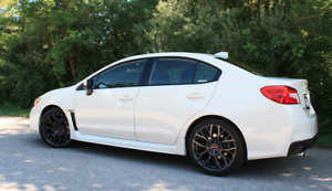 2017 Subaru WRX (Lease takeover, low kms, extras)