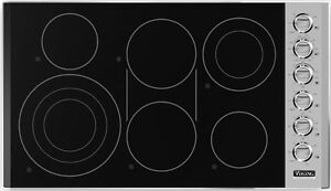 """Viking 36"""" Professional Electric Cooktop"""
