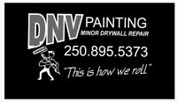 DNV Painting & Minor Drywall Repair Services