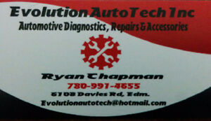 Brake Pads & Rotors + Install   Starting at **$260**