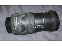 Sigma 18 - 200mm f3.5 -6.3 Nikon fit