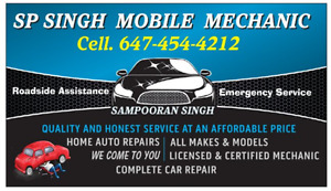☬ SINGH MOBILE MECHANIC ☬