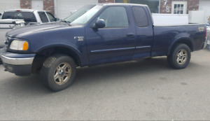 2003 ford f150 for parts or repair