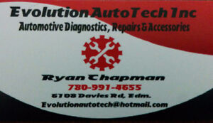Winter Tire Replacement, Change over ,Studding & Sales Strathcona County Edmonton Area image 2