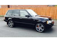 2005 Range Rover vogue TD6 06 model
