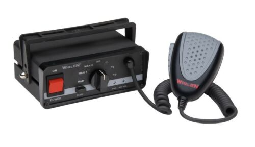 Whelen Hands Free Full Function 100/200 Watt PA SYSTEM - 295SL100