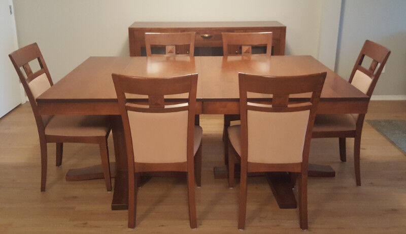 Meubles Dine Art Dining Table And Hutch | Dining Tables U0026 Sets | Winnipeg |  Kijiji