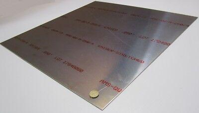 2024 Aluminum Sheet T3 .090 Thick X 24.0 Width X 24.0 Length