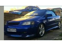 Vauxhall Astra Mk4 lowering springs, Astra G, H&R