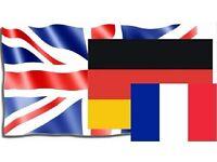 German and French Translator