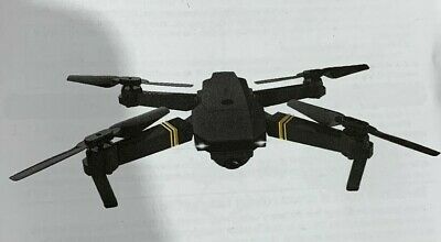 Camera Mini Drone Collapsible Quadrocopter 2.4 GHz With Out-of-the-way, QuadCopter - NEW