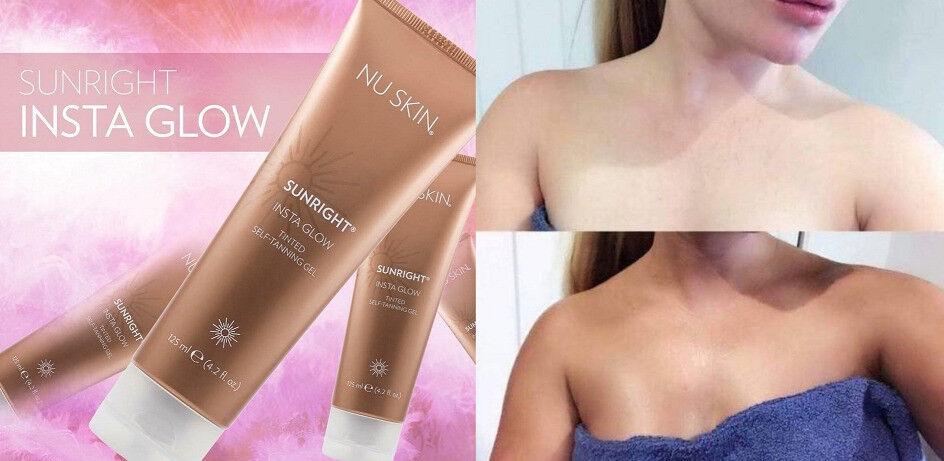 Nu skin instant glow