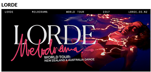 Lorde Concert Seated Tickets Melbourne St Kilda West Port Phillip Preview