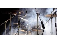 Drum lessons. Free Try out Lesson Available