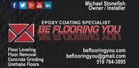 Urethane & Epoxy Flooring