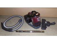 Nice vacuum cleaner Vax C85-WW-Be Bagless Cylinder