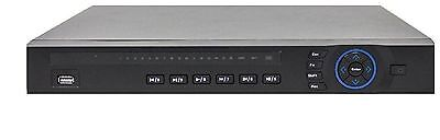 NVR 8 CHANNEL NVR WITH 8 PORT POE NVR4208-8P-4K    (NO HDD INSTALLED)