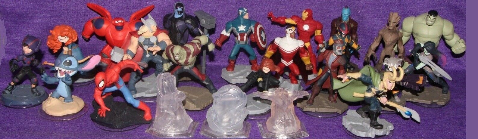 DIsney Infinity 2.0 Marvel Originals Figures You Pick Free Ship Buy 4 get 1 Free