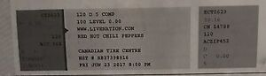 Red Hot Chili Peppers Tickets -Ottawa