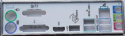 ASUS I/O IO SHIELD BLENDE BRACKET Z97-K/USB 3.1