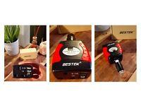 BESTEK 150W Car Power Inverter DC 12V to 230V AC Converter with AC Outlet