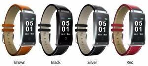 Weekly Promo! CLASSIC SMART WATCH BLOOD PRESSURE HEART RATE MONITOR SPORTS SLEEP WRISTWATCH FOR IOS/ANDRIOD/IP68,SWBY2