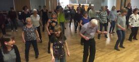 Absolute Beginners Line Dance Class