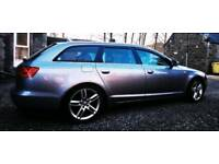 Superb A6 Avant 2007 extremely low miles