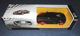 Bugatti Veyron Remote Control Car 16.4 scale grand sport vitesse - boxed like new