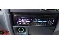 Car DAB radio head unit, no CD