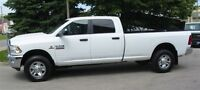 2014 Ram 3500 crewcab 4x4 diesel long box