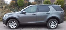 Land Rover Discovery Sport TD4 SE TECH AUTOMATIC