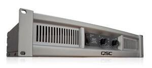 QSC GX7 Power Amplifier 725-Watt Amp 725W