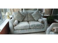 3 seater & 2 seater sofas- reduced price, must go