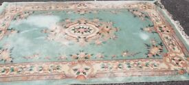 Beautiful Large Oriental Rug. Originally cost £700 from John Lewis. Can deliver!