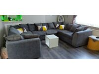 BRAND NEW U SHAPE SOFA AVAILABLE IN MANY OTHER COLOURS AND DESIGNS