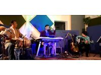 Live Bollywood Band for wedding, birthday & other events.
